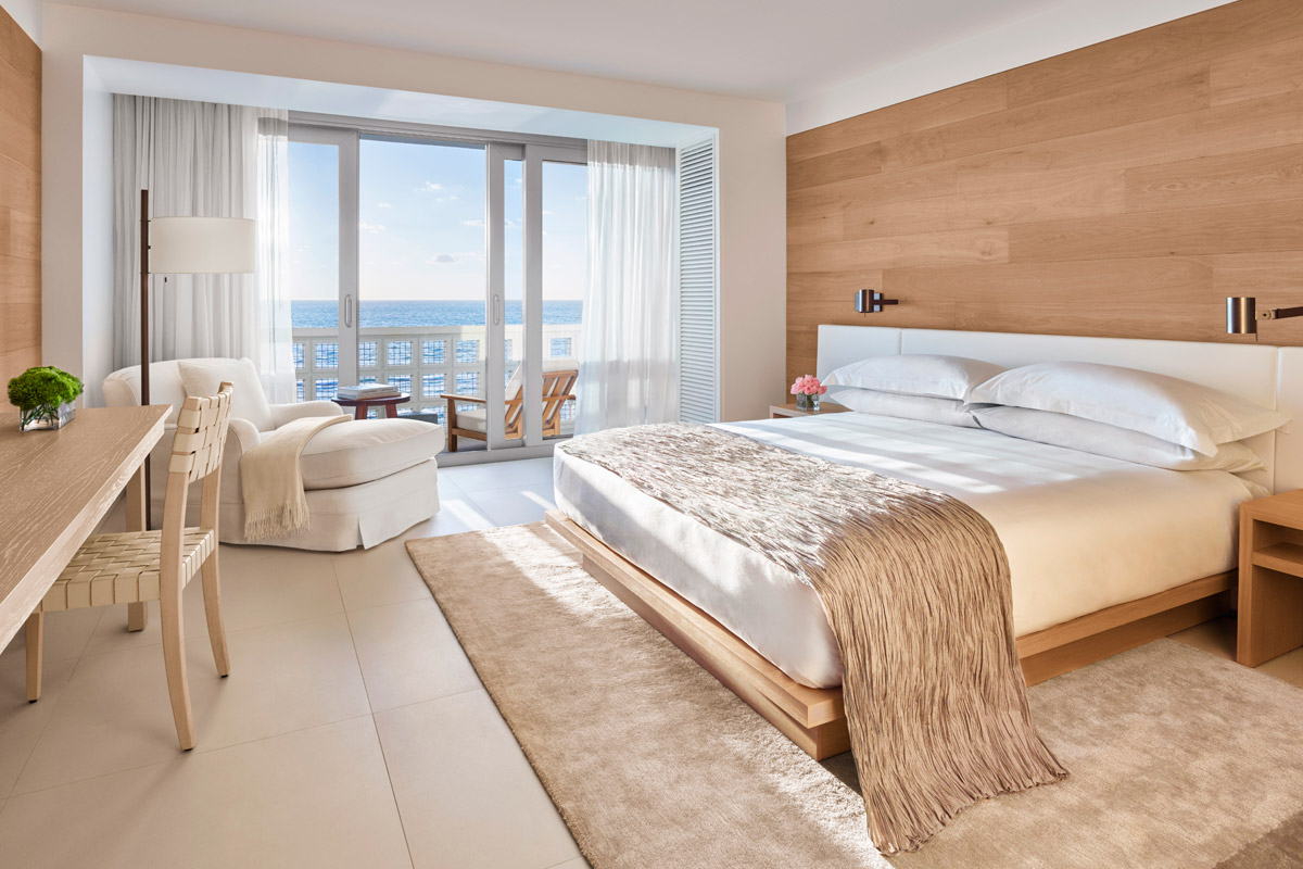The Miami Beach EDITION guest room