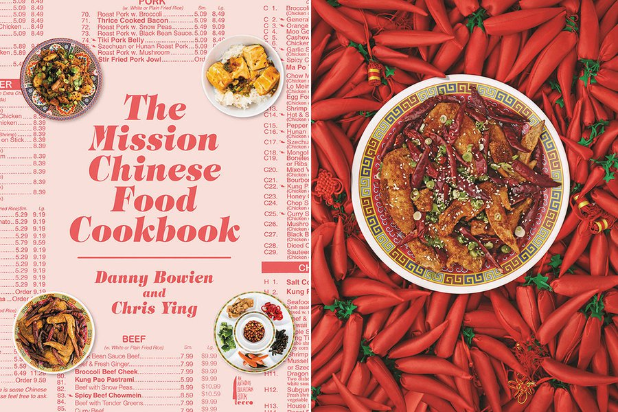 From China (via SF): The Mission Chinese Food Cookbook