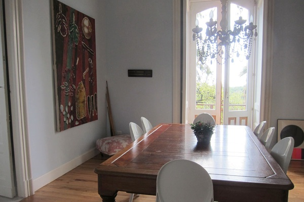 Monaci room interior