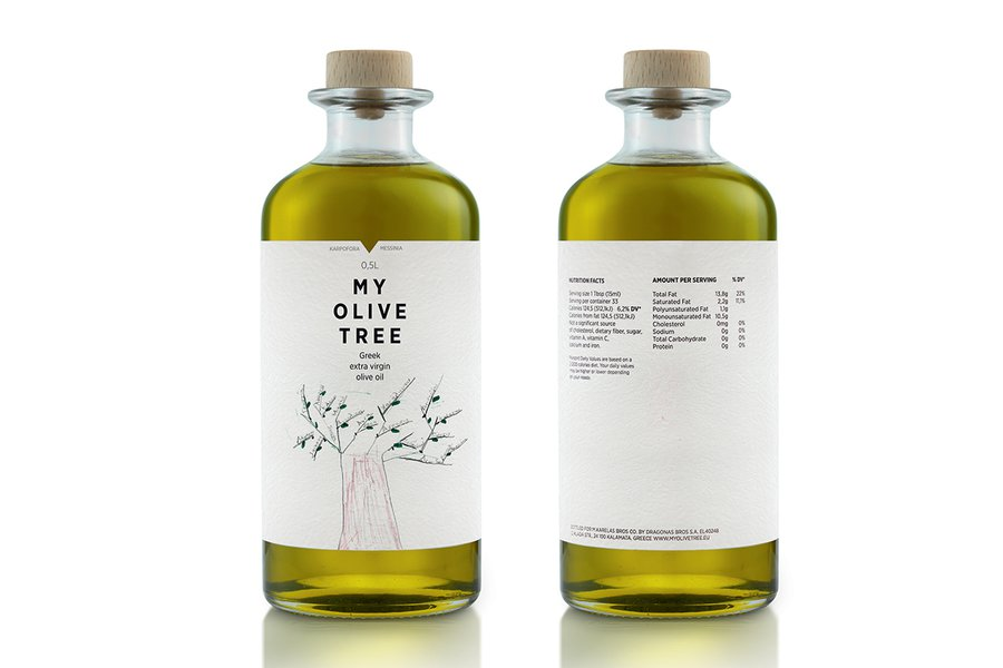My Olive Tree Olive Oil
