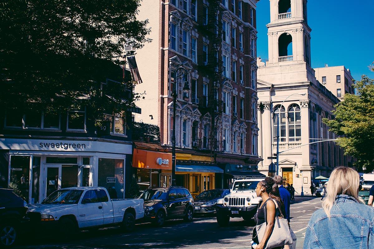 Father Demo Square, Greenwich Village