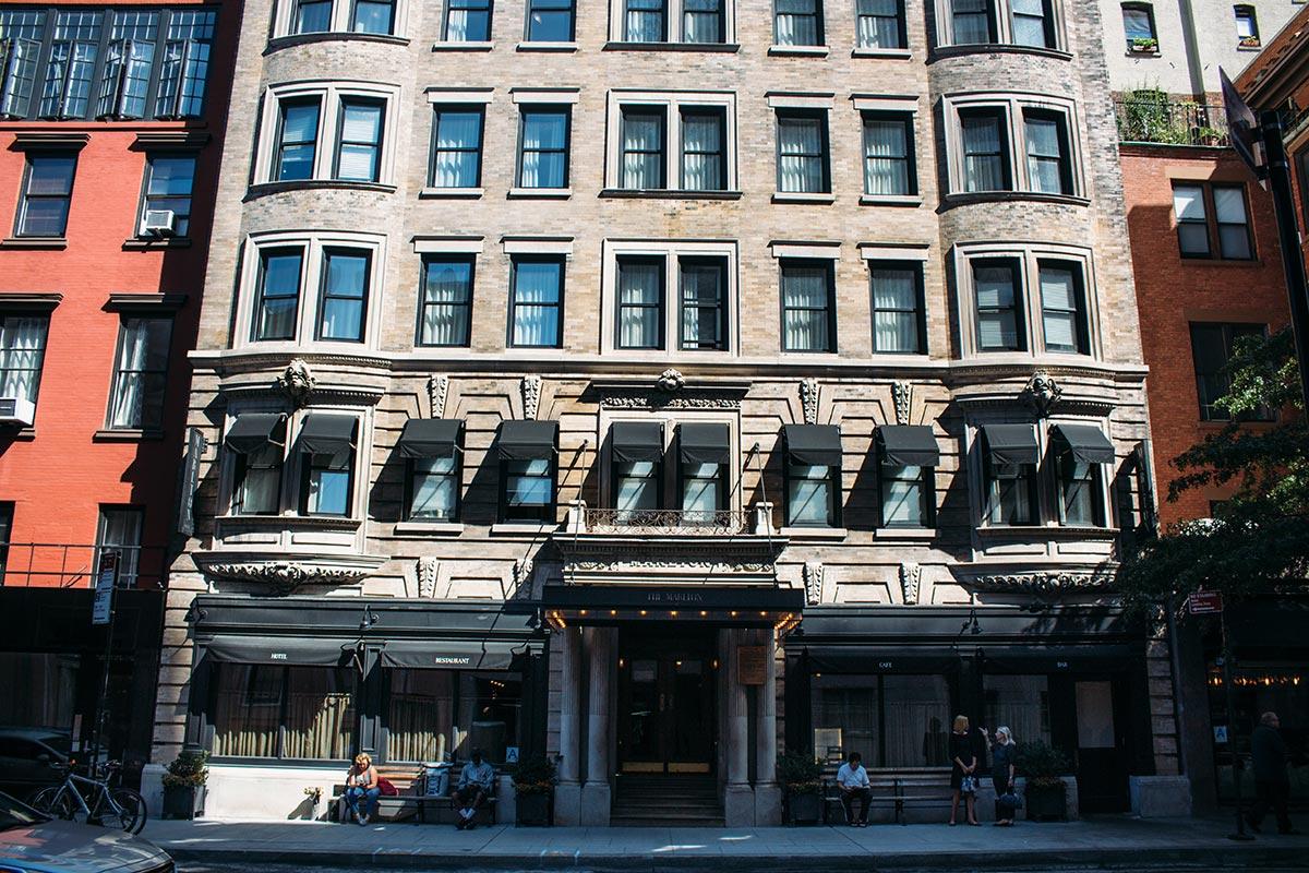 The Marlton, Greenwich Village