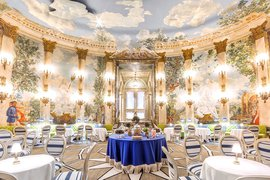 The Rotunda at The Pierre hotel, New York