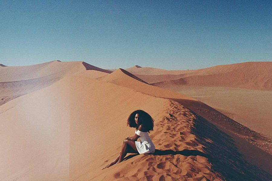 Witness the Staggering Sand Dunes of the Namib Desert