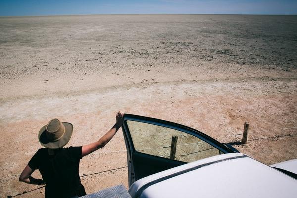 Etosha Pan, Namibia
