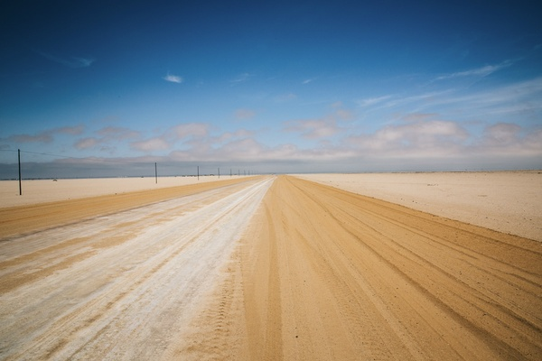 Namibia's open roads