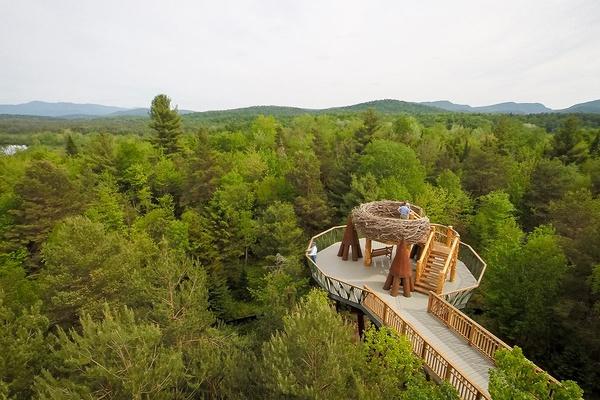 Eagle's Nest, Wild Walk