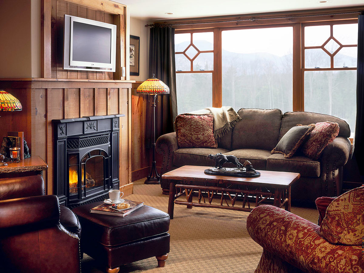 Whiteface Lodge, Adirondacks, New York