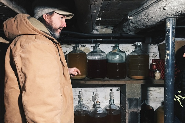 Aaron Burr Cidery, New York