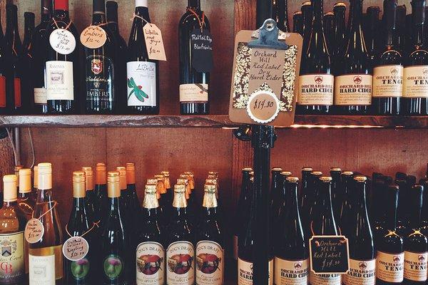 Orchard Hill Cider, Hudson Valley, New York