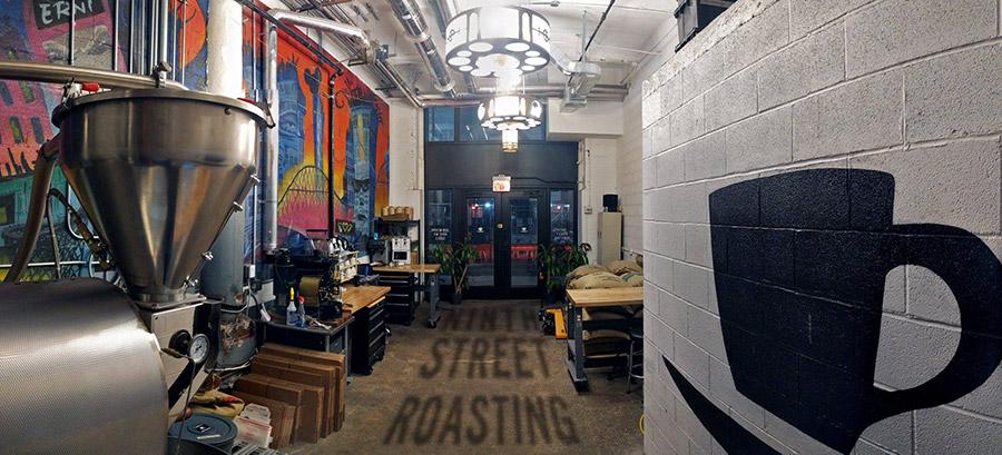 Nine Street Espresso
