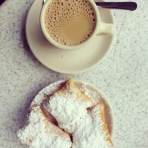 Beignet Cafe Du Monde