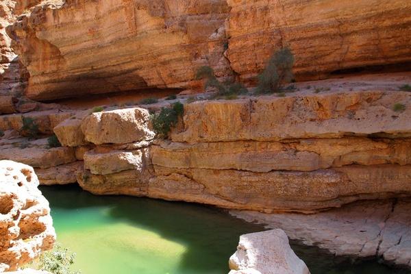 Wadi Rocks