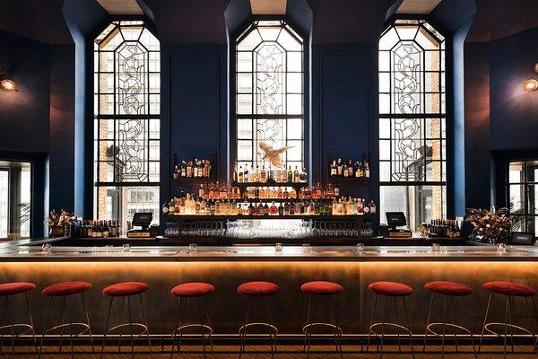 Ophelia bar, NYC