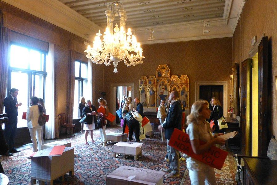 Palazzo Cini. Photo: Paula de la Cruz