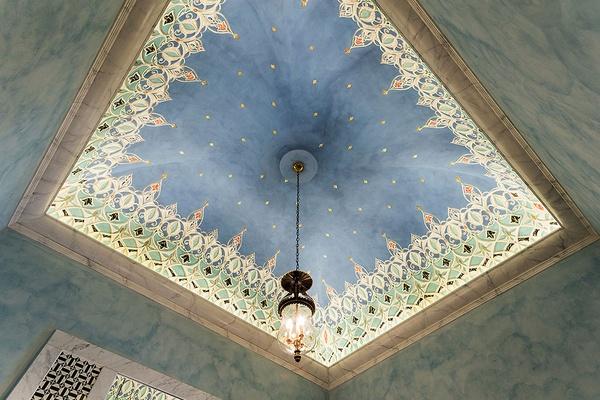 Suite 9 Ceiling
