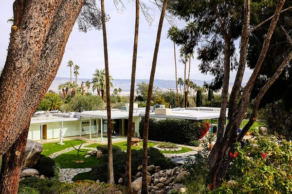 Frederick Loewe Estate, Palm Springs, California