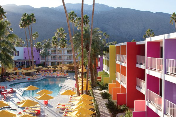 Saguaro Palm Springs Hotel
