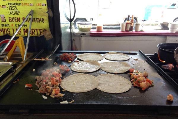 Tacos Morenos