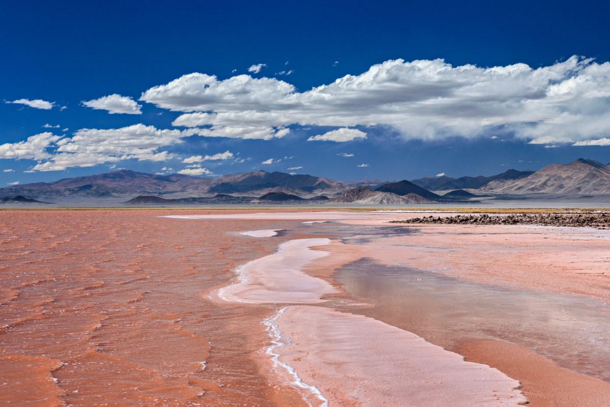 Red Lake, the Puna