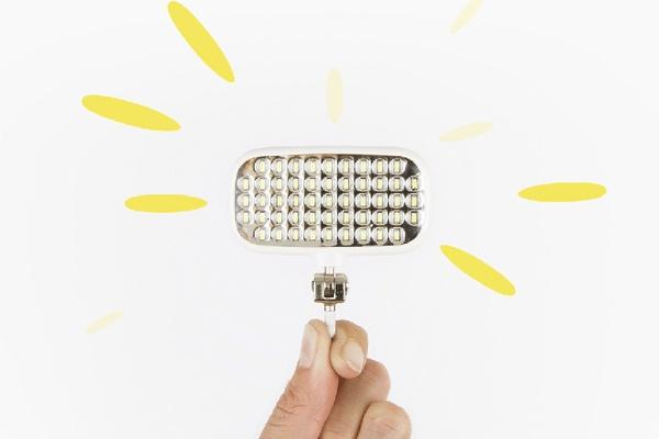 The Pocket Spotlight