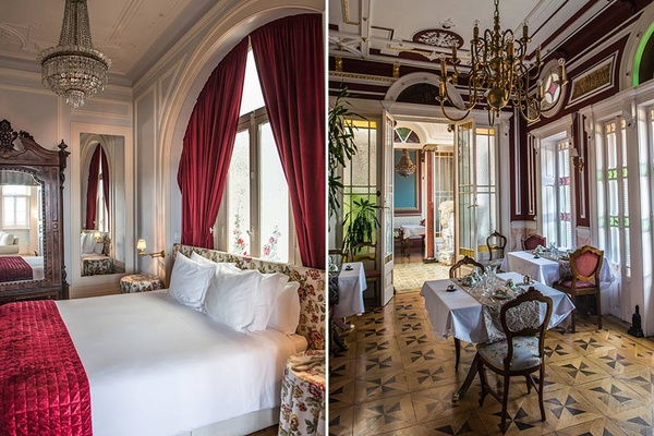 Palacete Chafariz D'El Rei, Lisbon
