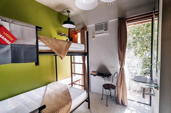 Designer Spin Hostel