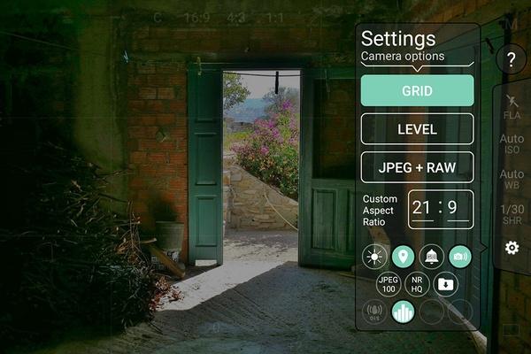 Proshot Camera App
