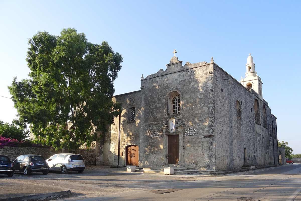 Il Convento di Santa Maria di Costantinopoli entrance