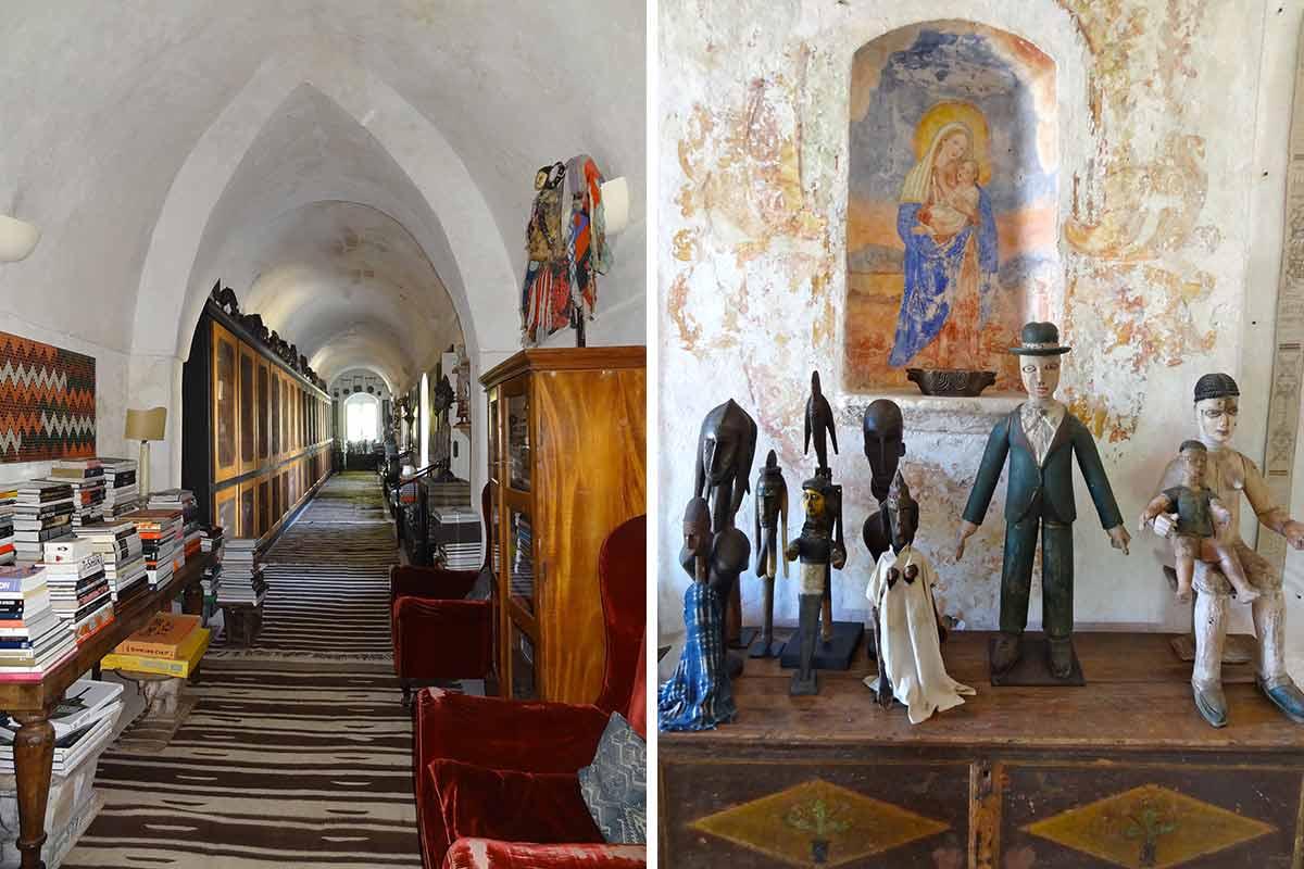 Il Convento di Santa Maria di Costantinopoli Hallway