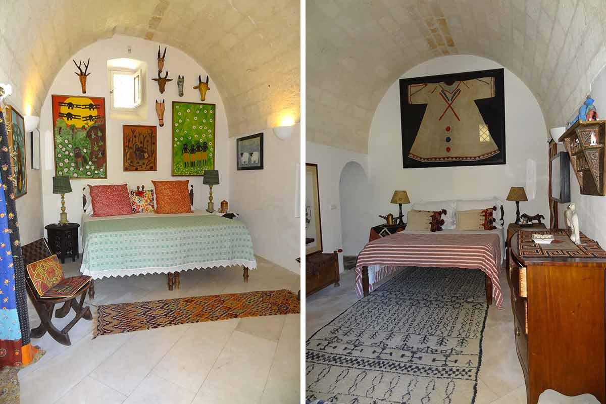 Il Convento di Santa Maria di Costantinopoli Bedrooms