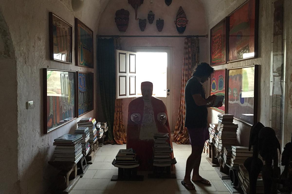 Hallway at Il Convento