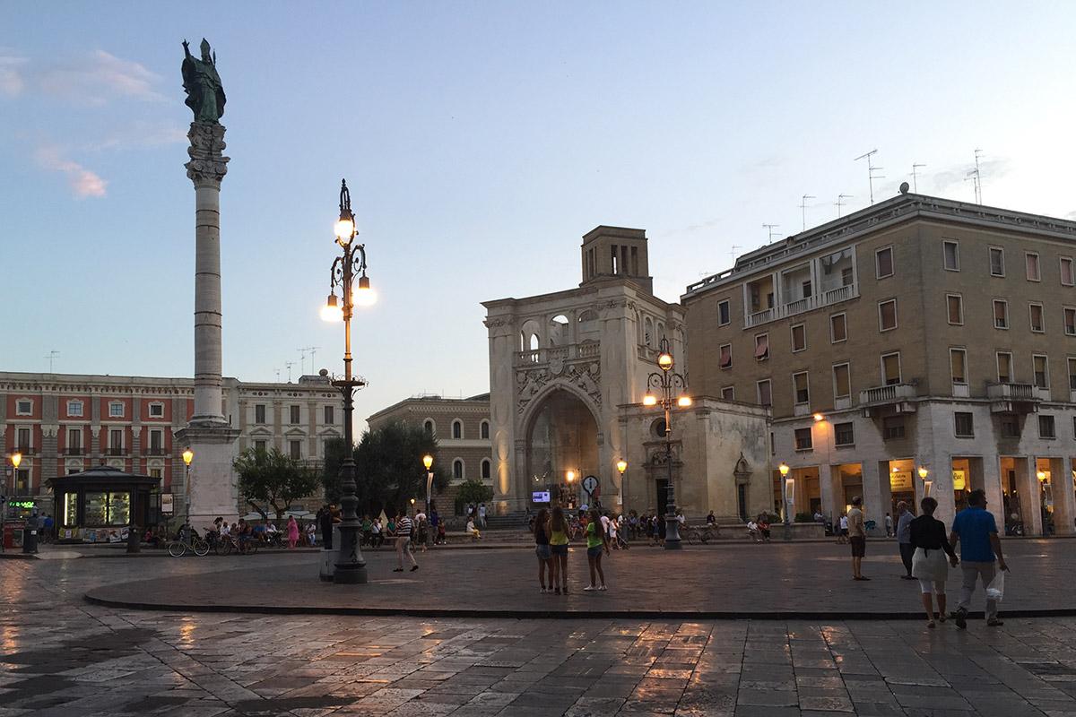 Lecce Town Square