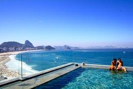 Honeymoon in Rio de Janeiro.