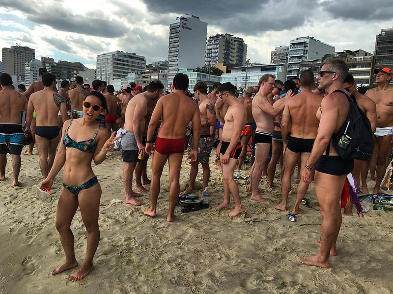 Praia de Barra, Rio de Janeiro