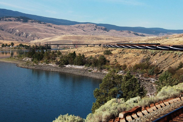 Rocky Mountaineer Kamloops