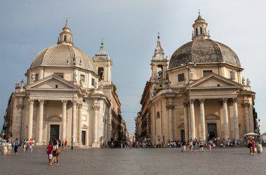 Santa Maria in Montesanto