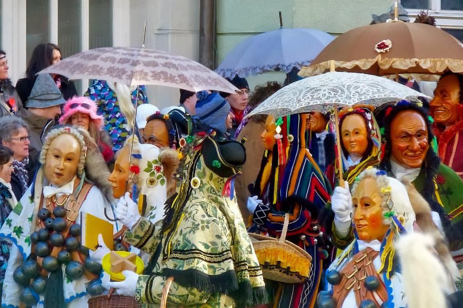 Rottweil Mardi Gras