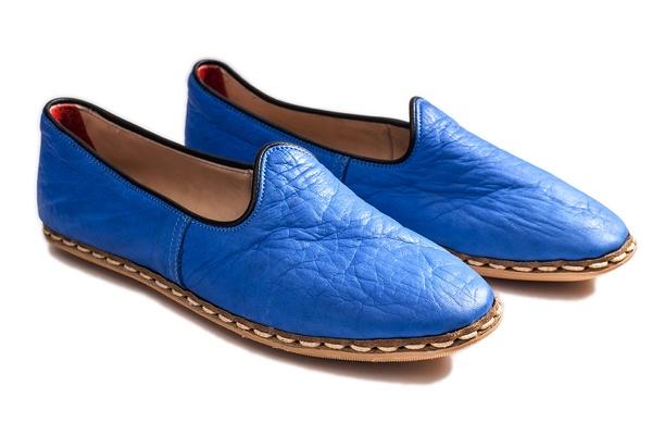 Sabahs in Biarritz Blue