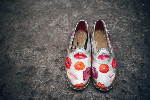 Sabah Voutsa Shoes