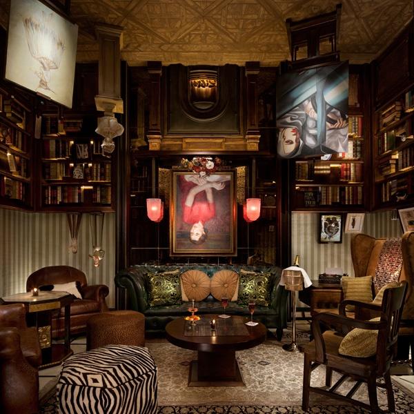 L'Atelier Private Alcove in Salon de Ning