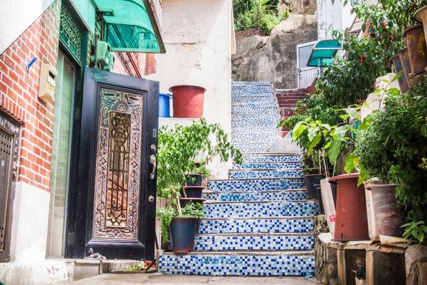 SamCheongDong - Stairway
