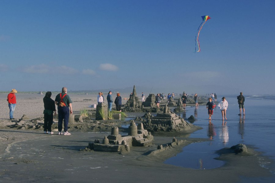 Sandsations Sand Castle Competition