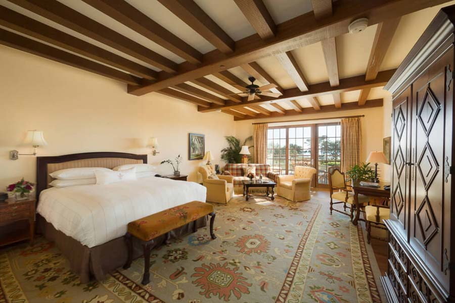 Sea Island Resort room
