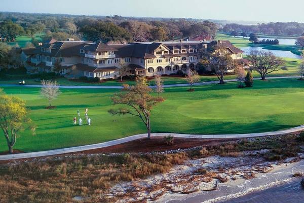 Sea Island Resort Golf