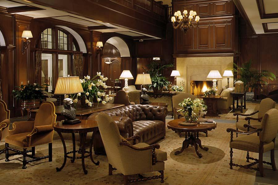 Sea Island Resort Living Room