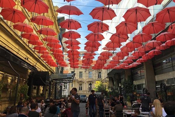 Manufaktura, Belgrade, Serbia