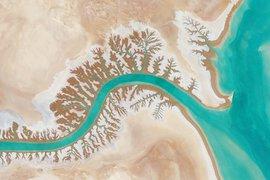 Shedagan Lagoon