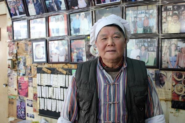 Owner of A Shan, Shanghai