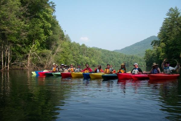 Ready to Kayak